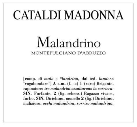 Cataldi Madonna
