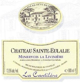 Château Sainte-Eulalie