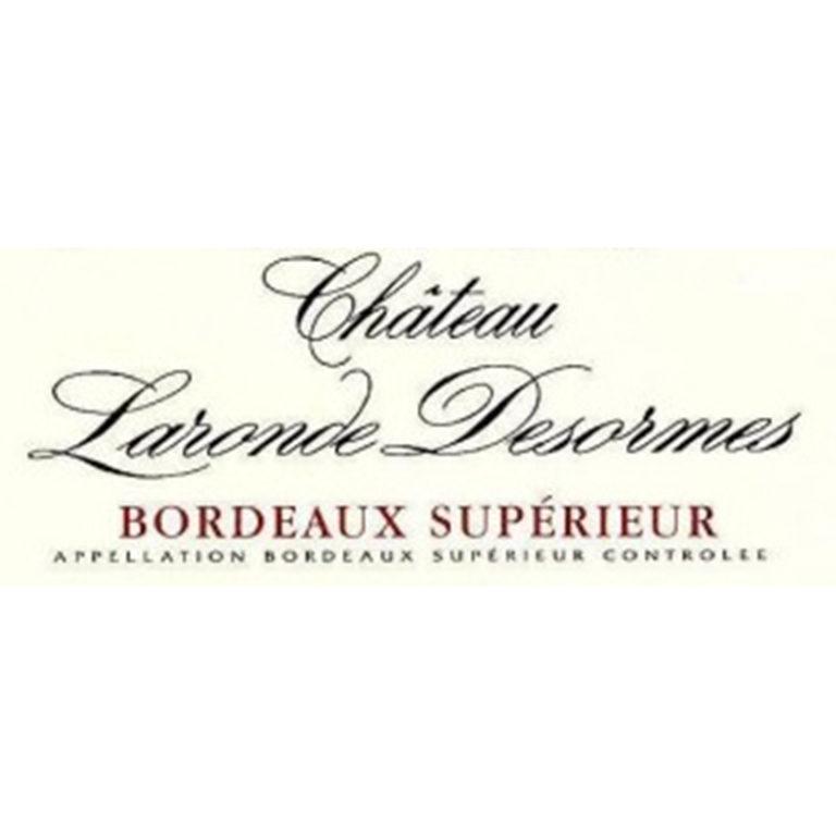 Château Laronde-Desormes