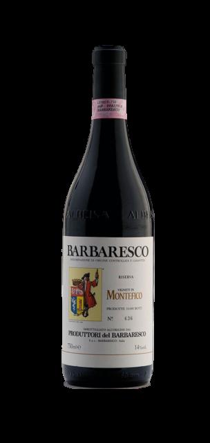Montefico Barbaresco Riserva DOCG