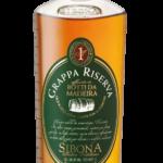 Sibona Grappa Madeira Wood Finish