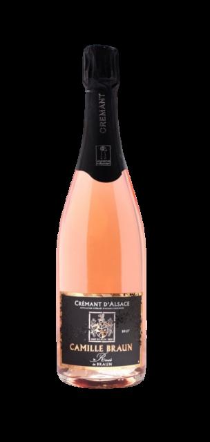 Crémant d'Alsace Rosé