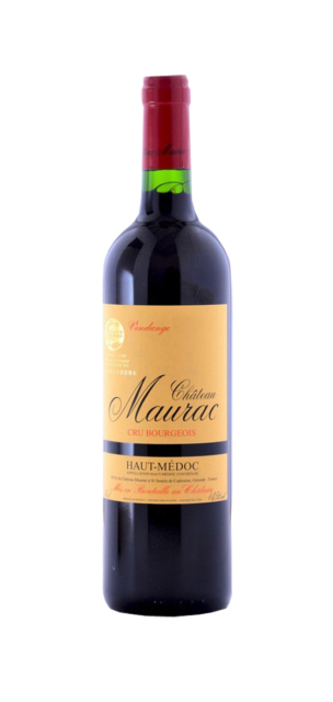Maurac Cru Bourgeois Haut-Médoc