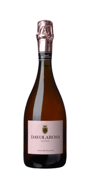 Davolarosa Brut Rosé Terre Siciliane IGP